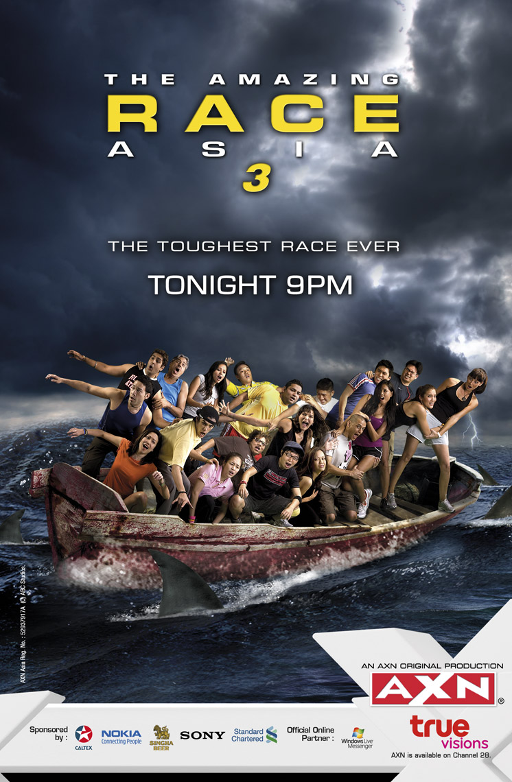 The Amazing Race Asia 3